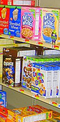 Packaged and Processed Food