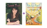 Nutritional DVD Covers on Fats and Sugars
