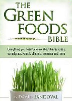 The Green Foods Bible Bookcover