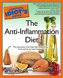 Anti Inflammation Diet Bookcover