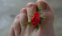 Reflexology Works with the Feet