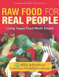Book cover Raw Food for Real People