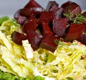 Cabbage and Beets High Nitric Oxide Producing Foods