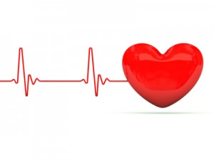 Healthy Red Heart