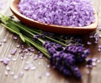 Bath Salts with Lavender